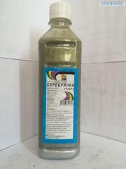 Краска Серебрянка (Россия)   0.5 л